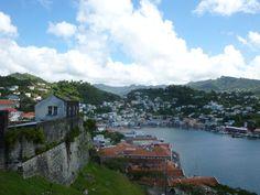 St George Harbour Grenada