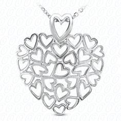 NEW FOREVER HEARTS PENDANT