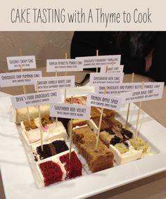 22 Exciting Wedding Cake Flavor Ideas