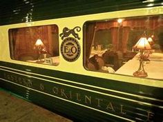 Another bucket list vacation, Orient Express!