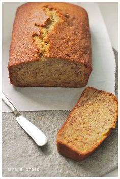 how to make banana bread off by scratch