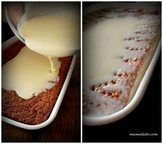 Food Network Recipes, Cooking Recipes, The Kitchen Food Network, Easy Sweets, Tres Leches Cake, Confectionery, Glass Of Milk, Recipies, Pudding