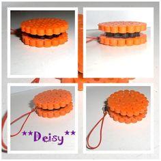 Galletita hama beads - perles à repasser : http://www.creactivites.com/229-perles-a-repasser