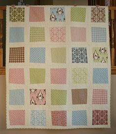 Topsy Turvy Quilt - Moda Bake Shop - looks fairly simple for a beginner to topsy turvy.