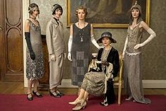 downton abbey costumes - Google Search