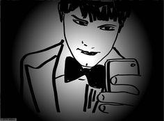 Ashton kutcher. This is my work