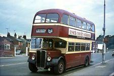 Colchester AEC Regent WPU734 Bus Photo