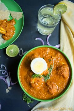 Egg Korma | Kurma Recipe