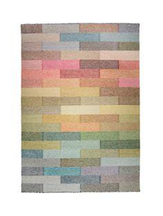Block matta från Classic collection hos ConfidentLiving.se