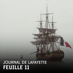 Journal de Lafayette feuille 11