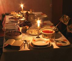 Wigilia is the traditional Christmas Eve vigil supper in Poland, held on… Polish Christmas Traditions, Holiday Traditions, Christmas Night, Merry Christmas, Christmas Dinners, Celebrating Christmas, Christmas 2014, Christmas Recipes, Christmas Snacks