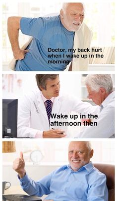 Laugh your self out with various memes that we collected around the internet. Funny Doctor Memes, Doctor Humor, Crazy Funny Memes, Funny Puns, Really Funny Memes, Stupid Funny Memes, Funny Laugh, Funny Relatable Memes, Hilarious