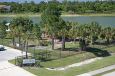 Dog Park in Stuart, FL - Poppleton Creek Dog Park - Fenced dog park with separate areas for small and large dogs. Hours: Sunrise – Sunset…