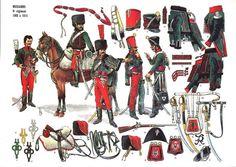 Les cavaliers de la Grande Armée :: 8ème Hussards