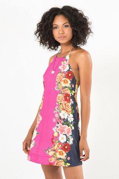 vestido curto florentre | FARM