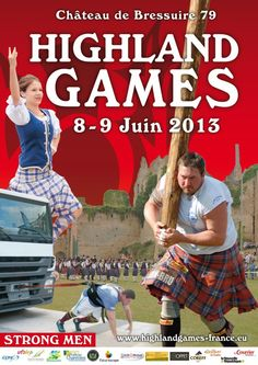 Highland Games 8 & 9 june 2013