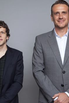 """Jason Segel Talks About Playing David Foster Wallace in """"The End of the Tour"""" David Foster Wallace, Contemporary Art, Couple, Portrait, Headshot Photography, Portrait Paintings, Couples, Drawings, Portraits"""