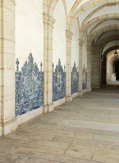 Tiles in Lisbon, Portugal