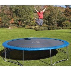Pure Fun 15-Foot Trampoline, 2015 Amazon Top Rated Trampolines #Sports