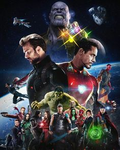 Avengers: Infinity War!