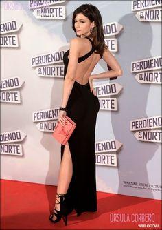"""Úrsula Corberó, la más sexy de la Gran Vía en la premiere de """"Perdiendo el Norte"""".   Úrsula Corberó Blog Oficial"""