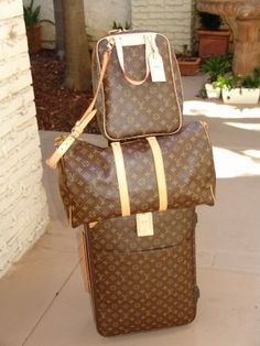 LV Luggage