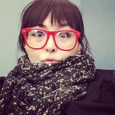 Fun new Glasses! ❤️