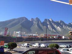 Monterrey México. Cumbres
