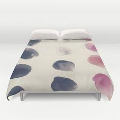 Color Test I Duvet Cover by swavstudio Color Test, Bedtime, Mattress, Duvet Covers, Ottoman, Chair, Furniture, Home Decor, Decoration Home
