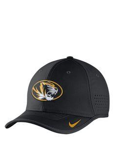 finest selection d13ac 39f85 Nike Missouri Tigers Mens Grey Vapor Sideline Coaches Adjustable Hat -  12519571