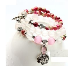 """We call it the """"Amah rock"""" bracelet. A unique name for a unique bracelet."""