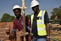 Corobrik provides quality bricks and training for Pretoria's Thembelihle Village - SA Construction News