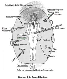 Le Mal A Dit, Corps Éthérique, Les Chakras, Esoteric Art, Archetypes, Health Motivation, Law Of Attraction, Meditation, Spirituality