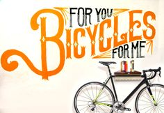 Il supporto bici di Woodly  Woodly's bike holder