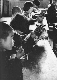 Ken Domon, The Children of Chikuho