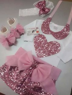 Kids Dress Wear, Kids Gown, Little Girl Dresses, Baby Girl Romper, Baby Dress, Little Girl Fashion, Kids Fashion, Crochet Baby Costumes, Cute Baby Clothes