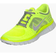 Nike Free Run 2 Team Red Metallic Silver