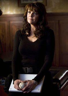 "Amanda Tapping Sanctuary | Sanctuary - Season 3 - ""Firewall"" - Amanda Tapping as Dr. Helen Magnus"