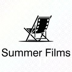A logo from razvaniordache at stocklogos.com. I like how the film looks like a beach chair.