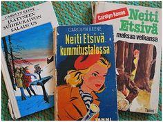 Lapsuuden kirjat Neiti etsiva