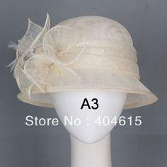 faux sinamay hat - Google Search