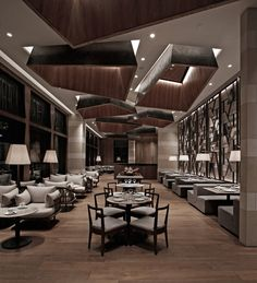 BTR workshop completes simplylife restaurant in shenzhen