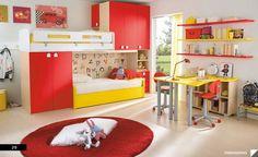 Dormitorios: Fotos de dormitorios Imágenes de habitaciones y recámaras, Diseño y Decoración: Dormitorios infantiles