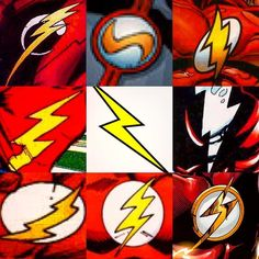 The most controversial part of the suit based off the concept art is the Flash Lighting Bolt Emblem on his chest. It's an inverted lighting rod with 1 pattern instead of 2 or 3.  The design throughout the comics has changed time and time again with The Flash Jay Garrick Barry Allen and Wally West in particular. They've been through a lot of suit designs and tweaks.  As for the concept of Ezra Miller why is his logo inverted? To me it pays a lot of homage to Jay Garrick's logo Adult Wally…