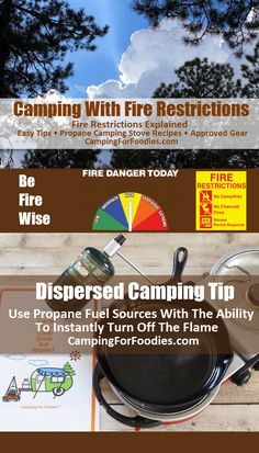 How To Camp When Cam