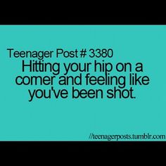 I do this all the time ;(