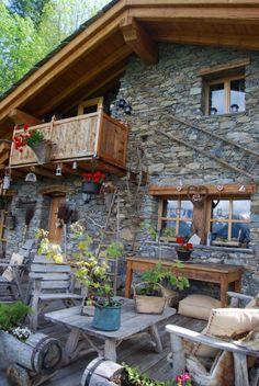 Chalet la Beyllard in Valle d'Aosta