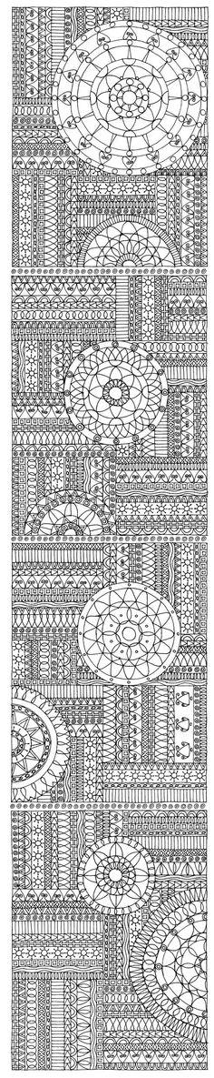 Lovely patterns. http://doodles.typepad.com/.a/6a00d8341df41a53ef019102bd45ed970c-800wi