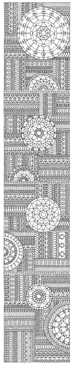 Lovely patterns. http://doodles.typepad.com/.a/6a00d8341df41a53ef019102bd45ed970c-800wi