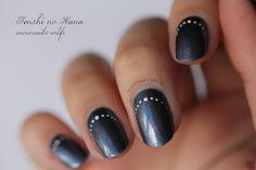 Point de dentelle - Nature Nails Nail Art by Tenshi no Hana